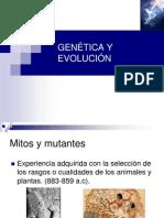 Clase II 08-09-2012 Importancia de la Genética