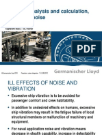 Vibration Analysis and Calculation, Shock and Noise