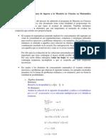 Lineamientos Del Examen de Ingreso Maestria 2013
