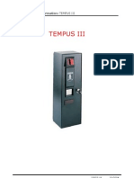 Azkoyen Tempus III Timer Manual