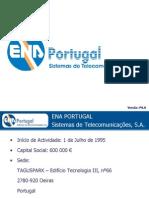 Apresentação ENA Portugal
