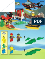 Lego 6563 Ari Plane
