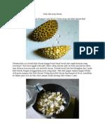 Selai Dan Sirup Durian