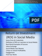 ➢ Can You Truly Prove Social Media ROI?