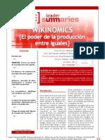 Wikinomics Resumido.com