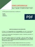 1.-Proyecciones PP Equidistantes