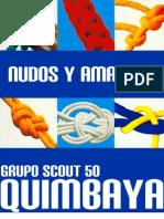 Manual de Nudos y Amarres (Grupo Scout 50 Quimbaya)