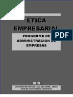 Modulo Etica Empresarial
