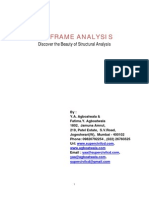 Learn 2 D Frame Analysis Software