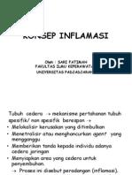 Konsep Inflamasi