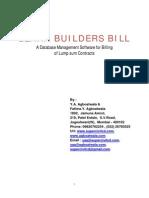 Learn Builders Bill-Software