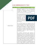 TEORÍAS DE APRENDIZAJE Y TICS