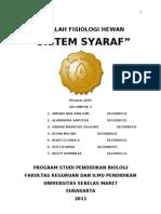 MAKALAH SISTEM SARAF EDIT.doc