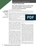 Bladder Management in Female stroke.pdf