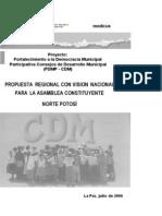 28 Organiz Sociales de Norte Potosi 45