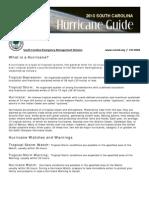hurricane guide 2010