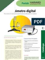 Pletismometro