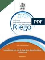 Cartilla Registros Agroclimaticos Grad Dia