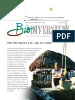 Becerra, L. 2006. Por Una Nueva Cultura Del Agua