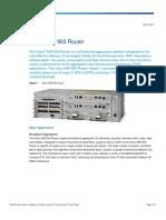 Data Sheet ASR903