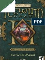 Icewind Dale II - Manual - PC
