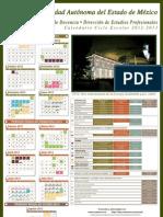 Calendario UAEM