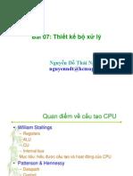 Bai07 Thiet Ke CPU