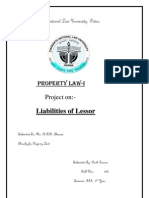 Liabilities of Lessor (2)