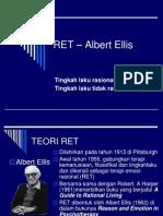 EDU3107 - REBT (Kognitif)