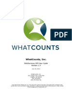 WhatCountsWebServicesAPI_v13