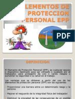 Elementos de Proteccion Personal Epp