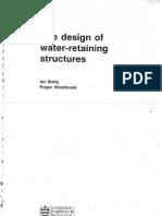 Design of Water Retaining Structure - Ian Batty