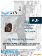 Response Process Booklets