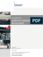 ACI Airport Performance Measures Guidebook 2 2012