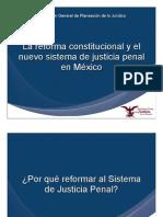 Presetacion Reforma Penal