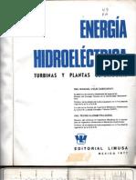 Turbomaquinas Hidraulicas Turbinas y Centrales MANUEL VIEJO