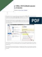 Como activar Office 2010.docx