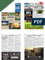 "Kuta Weekly-Edition 332 ""Bali's Premier Weekly Newspaper"""