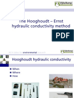 0901 Hooghoudt Hydraulic Conductivity-Def