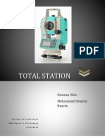 Total Station Bail
