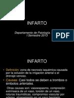 Infarto, Shock. CID. I Sem 2013