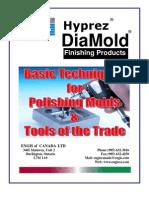 Basic Techniques for Polishing Molds