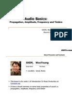 Audio Basics