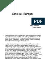 Consiliul Europei
