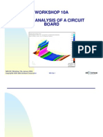 Modal Analysis of Circuit Board