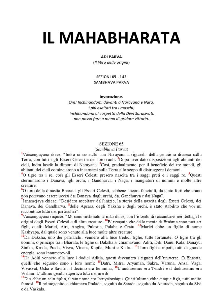 datazione della guerra di Mahabharata