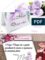 MAGIC DESIGN-Prezentare Power Point