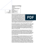 Empirical Syllabus2013