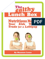 The Healthy Lunchbox