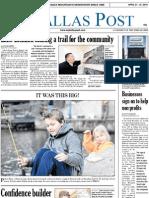 The Dallas Post 04-21-2013